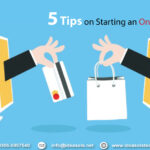 5 TIPS ON STARTING AN ONLINE BUSINESS